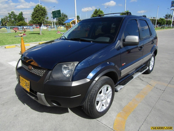 Ford Ecosport Full Equipo 4x4