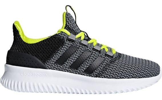 Tenis adidas Cloudfoam Ultimate Unisex Originales - Db0836