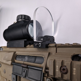 Protetor Red Dot Luneta Lentes Trilho 20/22mm Universal