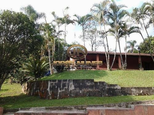 Maravilhosa Chácara Em Santa Isabel Sp - 1063