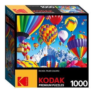 Puzzle 1000 Pzsglobos Aerostáticos Kodak 419284 E. Full