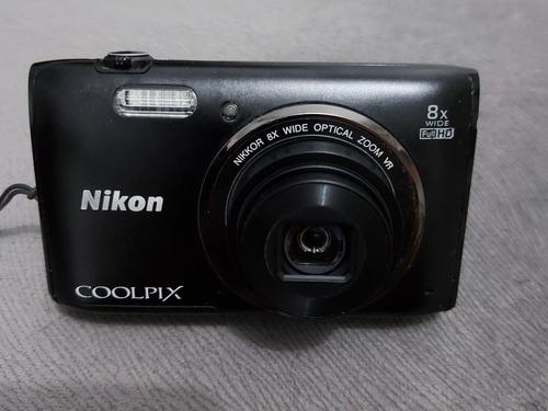 Você Precisa Ter! Câmera Digital Nikon Coolpix S5300