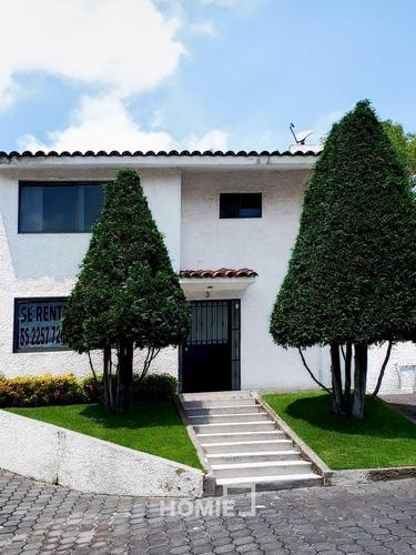 Imagen 1 de 12 de Amplia Casa Con Terraza En División Del  Norte, Cuajimalpa, 67359