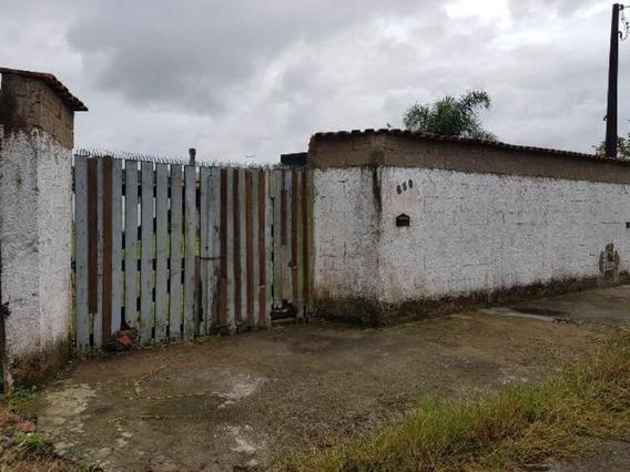Casa No Cibratel A 1200 Metros Do Mar - Itanhaém 4537 P.c.x
