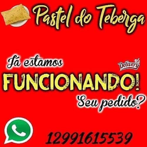 Imagem 1 de 4 de Pastel Do Teberga