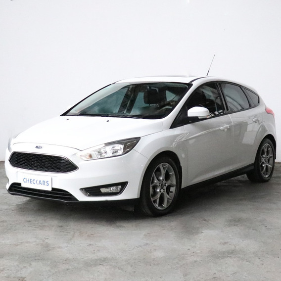 Ford Focus Iii 2.0 Se Plus Mt - 22454 - C