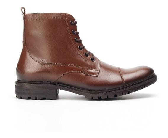 Borcegos Cuero Albin Stork Man - Enzo Shoes