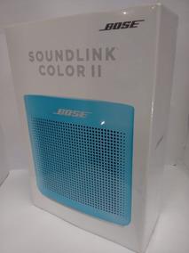 Caixa De Som Bose Soundlink Color Ii - Azul