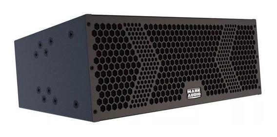 Caixa Line Array Amplificada Mark Audio Vmk6 - Oferta