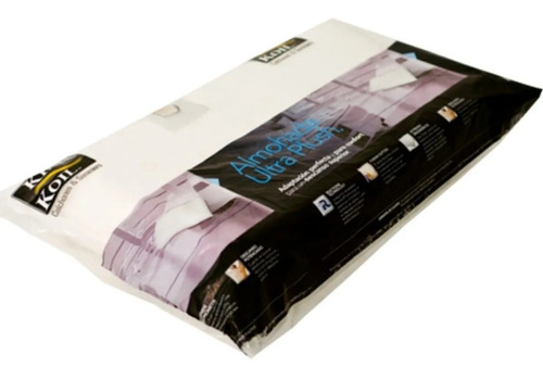 Imagen 1 de 2 de Almohada Viscoelastica 70x40 King Koil Ultra Plush
