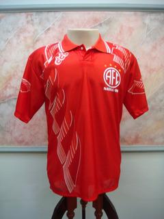 Camisa Futebol America Natal Rn Ccs Jogo Antiga 1400
