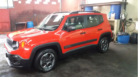 Jeep Renegade Sport 1.8 Ano 2016