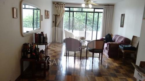 Apartamento Em Moema Pássaros, Próximo Ao Parque Do Ibirapuera. - Ss24983