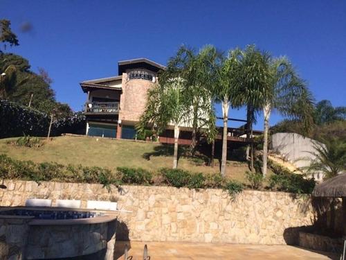 Imagem 1 de 10 de Chácara Residencial À Venda, Monterrey, Louveira. - Ch0189 - 34090005