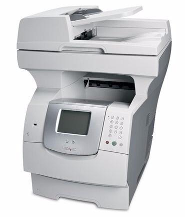 Peça Para Impressora Lexmark X646 A Partir De 39,90 - Amdx