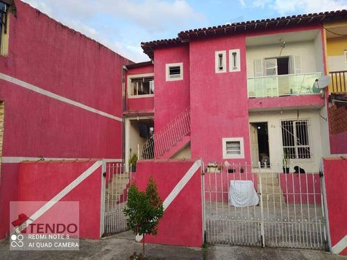 Imagem 1 de 15 de Imob03 - Sobrado 164 M² - Venda - 4 Dormitórios - Centreville - Santo André/sp - So0680