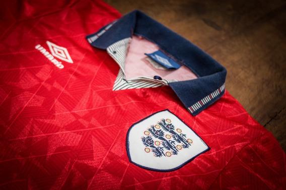 Camiseta Inglaterra 1994 Umbro Alternativa