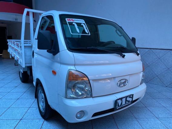 Hyundai Hr 2.5 Com Carroceria De Madeira 2011