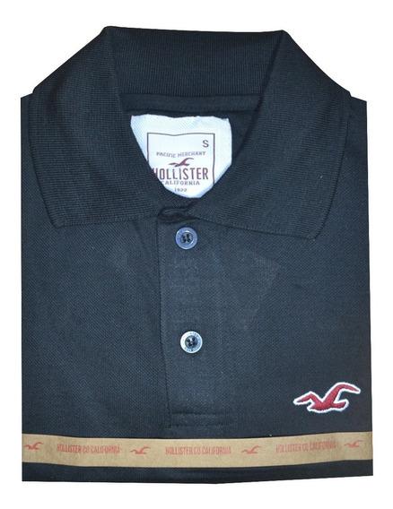 Chemises Polos Hollister Importadas