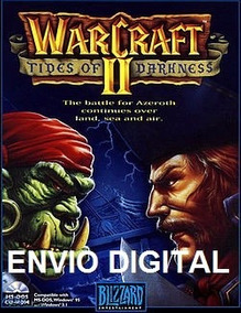 Jogo Warcraft Ii Tides Of Darkness Pc