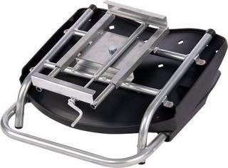 Cadeira P/ Barco Giratória E Dobrável C/ Assento Pvc Rígido