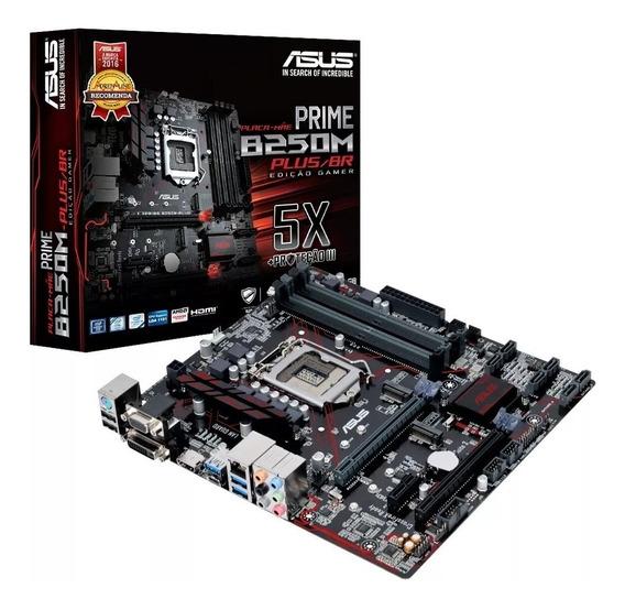 Kit Intel 7ª.geração I7 7700, 16gb Ddr4 Placa Mae Asus B250