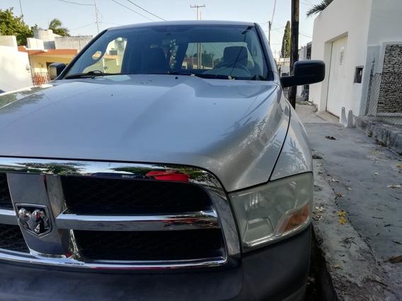 Dodge Ram 1500 2012 3.7 Pickup St 4x2 At
