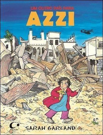 Um Outro País Para Azzi - 1ª Edição - Sarah Garland