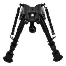 Bípode Para Rifle Universal Acero Negro 21 Cm