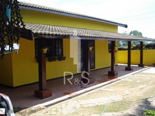 Chácara Com 3 Dormitórios À Venda, 1792 M² Por R$ 900.000,00 - Monterrey - Louveira/sp - Ch0015