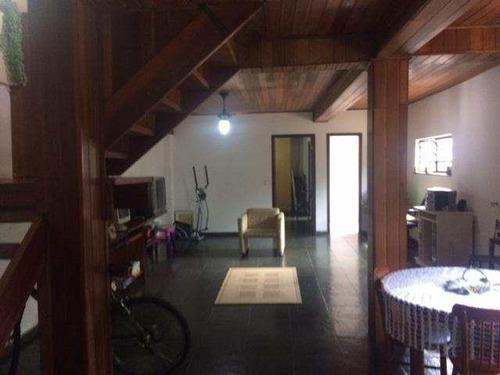 Casa Com 3 Dorms, Jardim Monte Alegre, Taboão Da Serra - R$ 470 Mil, Cod: 2637 - V2637
