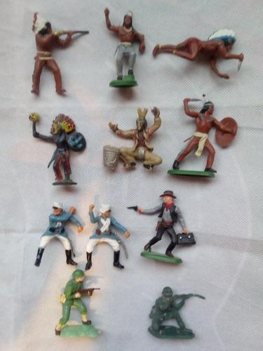 Soldaditos De Plasticos (lote)