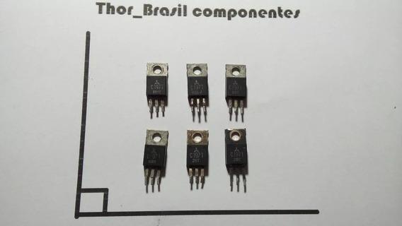 2sc1971 C1971 Kit 4 Transistores Original Usado Testado