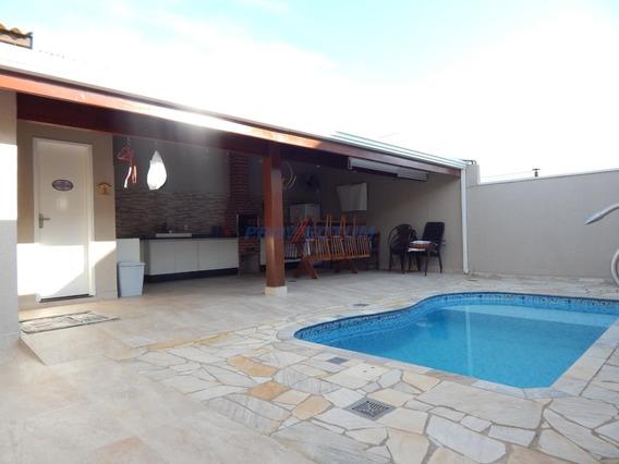 Casa À Venda Em Terras Do Fontanário - Ca189607