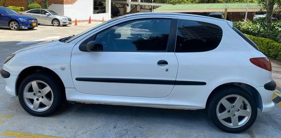Peugeot 206 Xline 3 Puertas