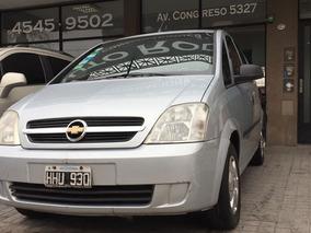Chevrolet Meriva Gl Plus 1.8l Muy Buena!!! Financio!!