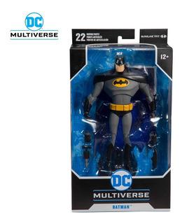 Figura Acción Batman Animado Dc Multiverse - Sharif Express
