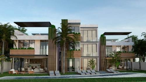 Pre-sale Apartment In Isla Mujeres