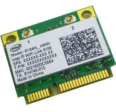 Pci Wifi Intel 512an_hmw Sony Vgn-nw Vgn-nw240f Pcg-7181m