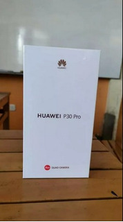 Huawei P30 Pro Nuevo De Caja