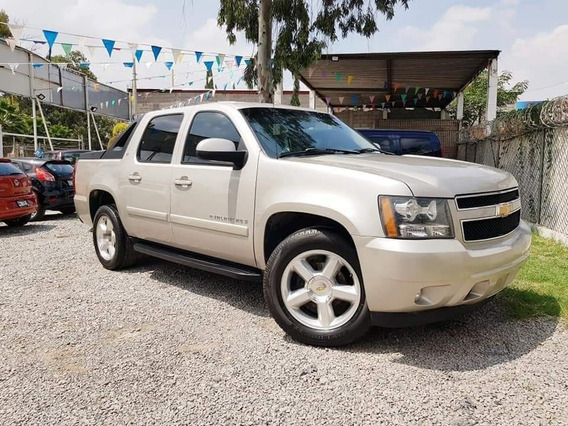 Chevrolet Avalanche 5.3 Lt Aa Ee Cd Piel 4x4 At 2008