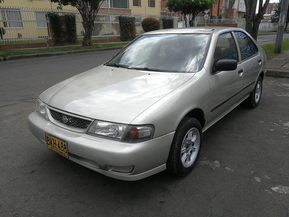 Nissan Sentra Ex B14 Mt1600cc Plata Titanio Dh Sa