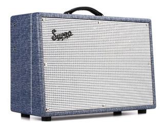 Supro Royal Reverb Amplificador Valvular De Guitarra 60 Watt