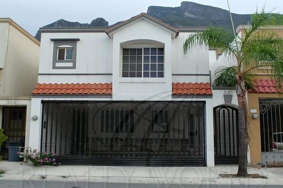 Casas En Venta En Residencial Real De La Silla, Guadalupe