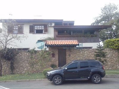 Casa Residencial Em Campinas - Sp, Jardim Das Paineiras - Ca00775