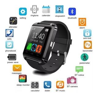 Smartwatch U80 Relógio Inteligente Android Bluetooth