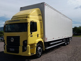 Volkswagen 17-250 - Baú 11.50m - Fernando Caminhões