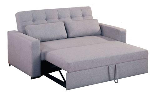 Sofa Cama Varios Cuerpos Sillon En Tela Living Macarena