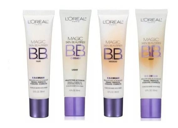 Bb Cream Loreal Magic Skin Beautifer 30ml - Lacrado