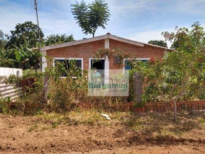 Rancho Com 2 Dormitórios À Venda Por R$ 130.000 - Jardim Santo Inácio (rubião Junior) - Botucatu/sp - Ra0001